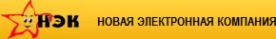 Логотип компании НЭК
