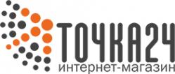Логотип компании Точка24