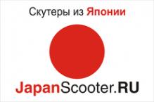 Логотип компании Japanscooter