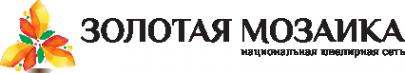 Логотип компании Золотая мозаика
